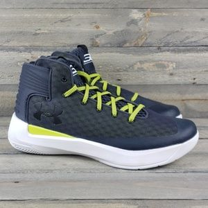 New Under Armour SC Curry Basketball High Tops